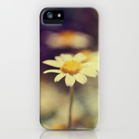 buttercup daisies iPhone & iPod Case by ingz