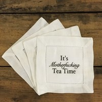 Coasters\ Napkins- MF Tea Time