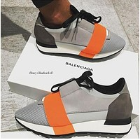 balenciaga fashion race runners sneaker-5
