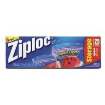 Johnson S C Inc 00330 Ziploc Food Storage Bag