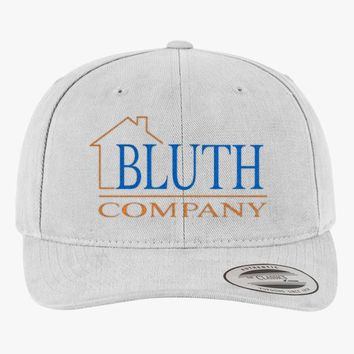 Bluth Company - Arrested Development Brushed Embroidered Cotton Twill Hat