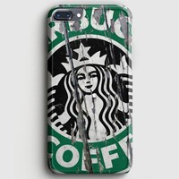 Starbucks Pattern iPhone 8 Plus Case