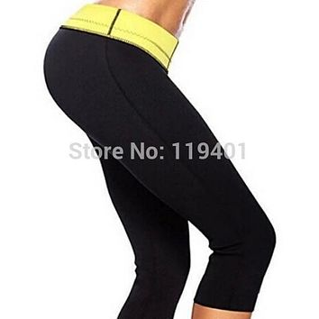 Hot Sell Shapers Stretch Neoprene Slimming Pants Body Shaper Control Panties