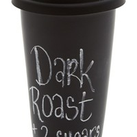 Junior Women's DCI Chalkboard Travel Tumbler