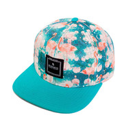Flamingo Snap Back