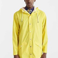 RAINS Classic Jacket- Yellow