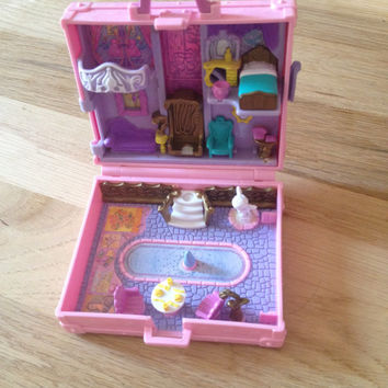 vintage polly pocket house