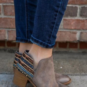 Turn Heads Booties