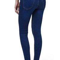 Topshop 'Jamie' High Rise Ankle Skinny Jeans | Nordstrom