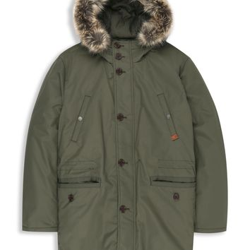 Heavyweight Nylon Parka | Jackets and Coats | Ben Sherman