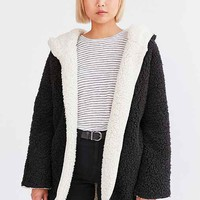 Ecote Cozy Reversible Hooded Jacket