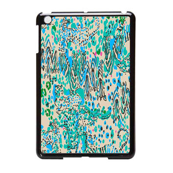 Lilly Pulitzer Escapades In The Everglades iPad Mini Case