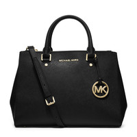 Medium Sutton Satchel - MICHAEL Michael Kors