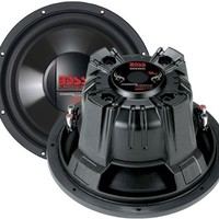 "2) BOSS CX124DVC 12"" 3000W Car Power Subwoofers Subs Audio Woofers DVC 4 Ohm"