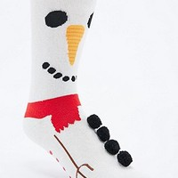 Christmas Snowman Socks - Urban Outfitters