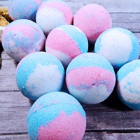 TWISTED COTTON CANDY Bath Fizzy