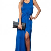 Modern Babe Royal Blue Maxi Dress @ Cicihot sexy dresses,sexy dress,prom dress,summer dress,spring dress,prom gowns,teens dresses,sexy party wear,ball dresses
