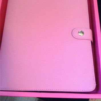 KIKKI K A5/LARGE PINK  2015 PLANNER *BRAND NEW* SOLD OUT