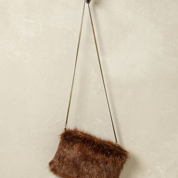 Verity Faux Fur Crossbody Bag