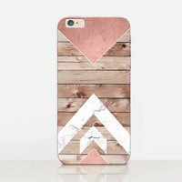 Wood Marble Print Phone Case  - iPhone 6 Case - iPhone 5 Case - iPhone 4 Case - Samsung S4 Case - iPhone 5C - Tough Case - Matte Case