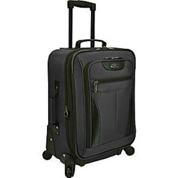 "U.S. Traveler Charleville 20"" Spinner Luggage - eBags.com"