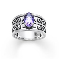 Adoree Ring with Amethyst: James Avery