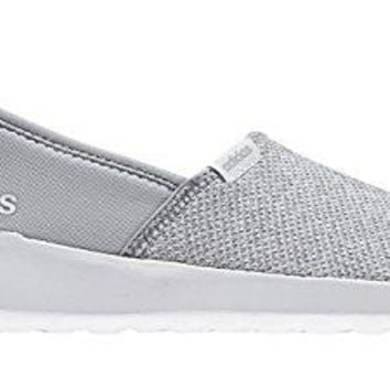 Adidas Women Cloudfoam Lite Racer Slip On Shoes