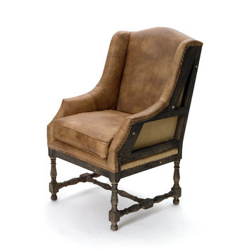 Go Home Deconstructed Wing Chair - 11689