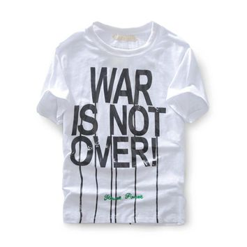 spbest Off-White Othelo War is Not Over T-Shirt