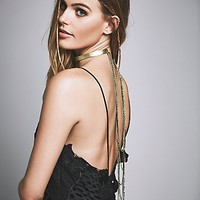 Free People Womens Backless Body Piece