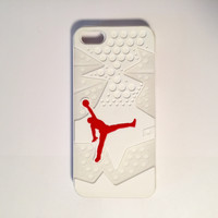 Air Jordan 6 Carmine sneaker iphone case for the iphone 5 5s
