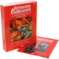 "Dungeons & Dragons Essentials ""Red Box"" Set"