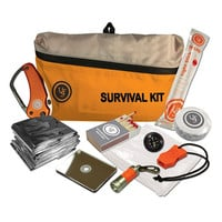 FeatherLite Survival Kit  2.0, Orange
