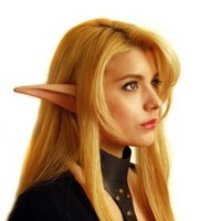 Aradani Costumes Large MANGA Anime Elf Ear - Ear Tips