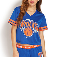 New York Knicks Jersey Top