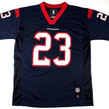 Arian Foster Houston Texans #23 NFL Youth Size Mid-tier Jersey Navy