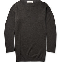 Marni - Oversized Wool Sweater | MR PORTER
