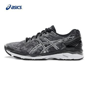 Original spring new ASICS GEL-KAYANO 23 Men shoes sneakers Stable running Light shoes generation buffer technology Breathable