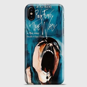 Pink Floyd The Wall Poster iPhone X Case | casescraft