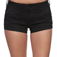 Bullhead Denim Co Low Rise Chino Shorts at PacSun.com