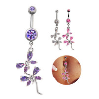Luxury Navel Rings Accessory Belly Ring [6768793735]
