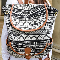 Aztec Backpack