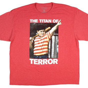The Sandlot The Titan Of Terror Ham Photo Men's T-Shirt