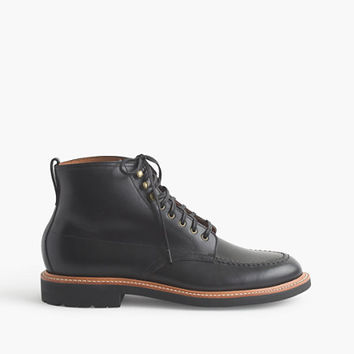J.Crew Mens Kenton Leather Pacer Boots