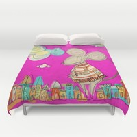 Urban Mouse Duvet Cover by Catru   Society6