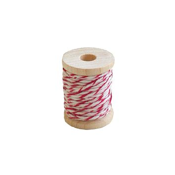 Bakers Twine on Wooden Spool