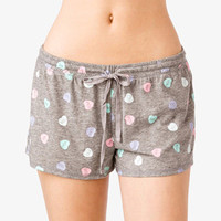 Hearts Lounge Shorts