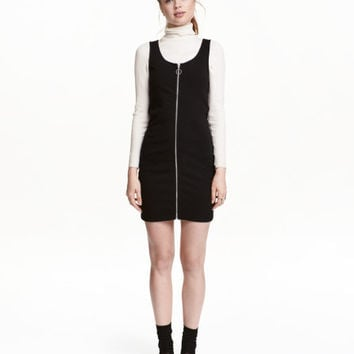 Dress with Zip - from H&M