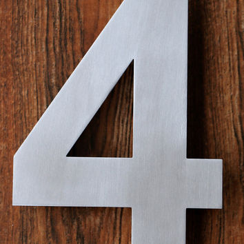Best Decorative House Numbers Products On Wanelo
