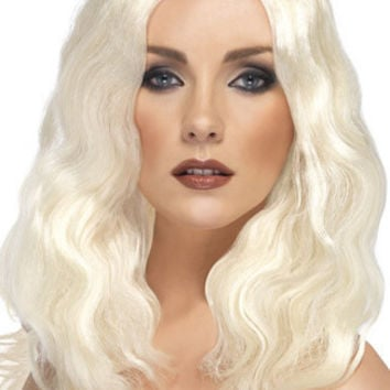 Platinum Superstar Wig
